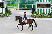 Renate Voglsang - Fabriano 58<br /> Alltech FEI World Equestrian Games™ 2014 - Normandy, France.<br /> © DigiShots