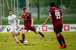 Arh Cesen Kristjan of NK Triglav  and + during Football match between NK Triglav Kranj and NK Krsko in 33th Round of Prva liga Telekom Slovenije 2018/19, on May 15th, 2019, in Sports park Kranj, Slovenia. Photo by Grega Valancic / Sportida