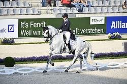 LYLE Adrienne (USA), Harmony's Duval<br /> Aachen - CHIO 2019<br /> HAVENS Pferdefutter-Preis<br /> Grand Prix CDI4*<br /> 17. Juli 2019<br /> © www.sportfotos-lafrentz.de/Karl-Heinz Frieler
