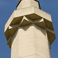 The minaret<br />
