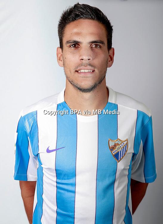 Spain - Liga BBVA 2015-2016 / <br /> ( Malaga C.F. ) - <br /> Jose Luis Garcia del Pozo