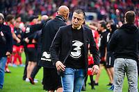 Mourad BOUDJELLAL - 02.05.2015 - Clermont / Toulon - Finale European Champions Cup -Twickenham<br />Photo : Dave Winter / Icon Sport