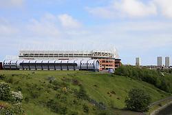A general view of the Stadium of Light  - Mandatory by-line: Matt McNulty/JMP - 27/05/2016 - FOOTBALL - Stadium of Light - Sunderland, United Kingdom - England v Australia - International Friendly