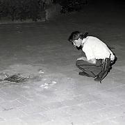 NLD/Hilversum/19920809 - Schietpartij Hommelmeent Hilversumse Meent, een dode