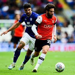 Cardiff City v Luton Town