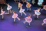 Bay Pointe Ballet performs the Nutcracker at the Grand Sierra Resort and Casino in Reno, Nevada, during their Reno tour on December 7, 2013. (Stan Olszewski/SOSKIphoto)