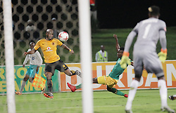 24042018 (Durban) Player Ramahlwe Mphahlele try his luck during a Kaizer Chiefs looking to bounce back to winning ways when taking on Golden Arrows in an Absa Premiership match at the Princess Magogo Stadium on Tuesday night (24.02.2018)Picture: Motshwari Mofokeng/ANA