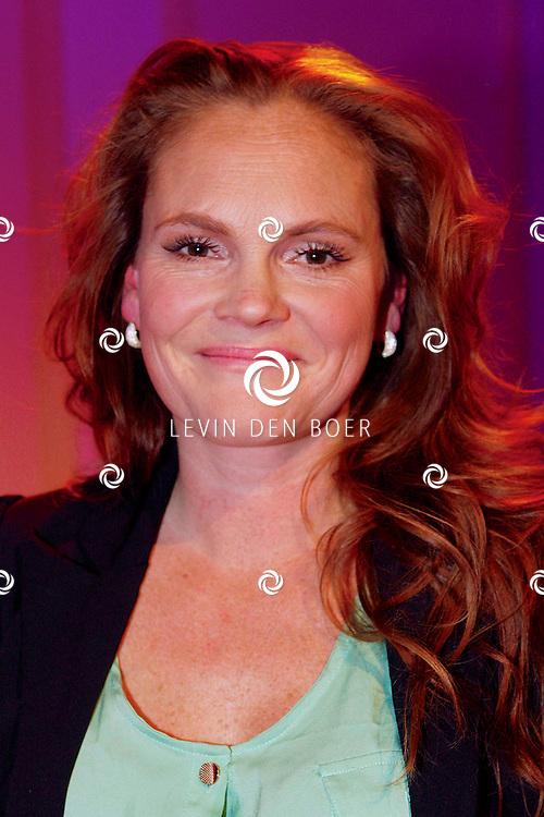HILVERSUM - In Studio21 hield RTL5 de perspresentatie van hun nieuwe dagelijkse soap 'Malaika'.  Met op de foto actrice Anke Engels. FOTO LEVIN DEN BOER - PERSFOTO.NU