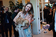 JOSEPHINE DANIEL, Dogs Trust Honours 2009, A celebration of man's best friend. The Hurlingham Club, Ranelagh Gardens, London, SW6. 19 May 2009.
