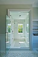 Shower,Cross Hwy, Long Island, East Hampton, New York