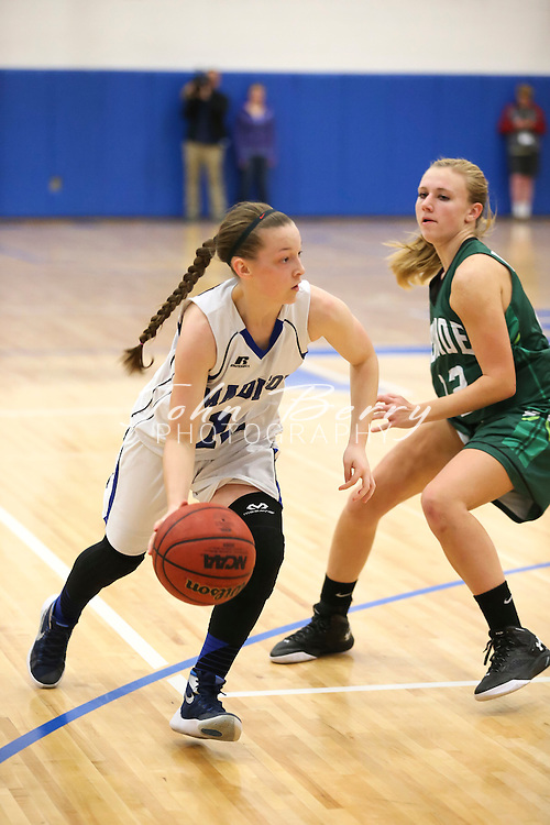 January 15, 2016.  <br /> MCHS Varsity Girls Basketball vs William Monroe.  Madison loses to Monroe 51-40.  Makayla Taylor had 16 points, and Zoe Graves had 8 to lead Madison.