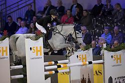 Nooren Lisa, NED, Bardesther<br /> Indoor Brabant - Den Bosch 2017<br /> © Hippo Foto - Dirk Caremans<br /> 10/03/2017
