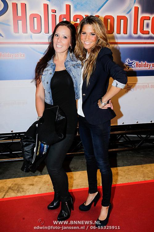 NLD/Utrecht/20121018- Premiere Speed, Samantha Klumper en vriendin