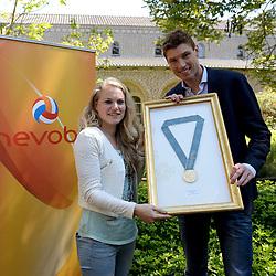 17-05-2014 NED: Nationaal Volleybalcongres, Amersfoort<br /> Met het thema Goud in handen zal het congres het platform voor kansdeling en uitwisseling zijn voor bestuurders /