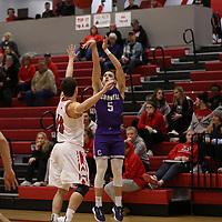 Men's Basketball: Ripon College Red Hawks vs. Cornell College Rams