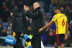 Burnley manager Sean Dyche - Mandatory by-line: Robbie Stephenson/JMP - 09/12/2017 - FOOTBALL - Turf Moor - Burnley, England - Burnley v Watford - Premier League