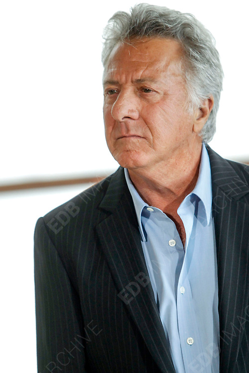 28.SEPTEMBER.2012. SAN SEBASTIAN<br /> <br /> DUSTIN HOFFMAN AND BILLY CONNOLLY ATTEND THE &quot;QUARTET&quot; PHOTOCALL AT EL KURSAAL FOR THE SAN SEBASTIAN FILM FESTIVAL<br /> <br /> BYLINE: EDBIMAGEARCHIVE.CO.UK<br /> <br /> *THIS IMAGE IS STRICTLY FOR UK NEWSPAPERS AND MAGAZINES ONLY*<br /> *FOR WORLD WIDE SALES AND WEB USE PLEASE CONTACT EDBIMAGEARCHIVE - 0208 954 5968*