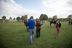 Mota Ribas Carlos (BRA) - Ronaldo<br /> Derby of Flanders - Memorial Nick Motmans<br /> presented by Henders & Hazel<br /> Longines Spring Classic of Flanders<br /> CSIO5 Jumping Lummen 2014<br /> © Dirk Caremans