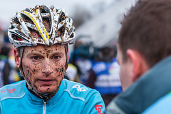 Kevin Pauwels (BEL), Men Elite, Cyclo-cross World Championship Tabor, Czech Republic, 1 February 2015, Photo by Pim Nijland / PelotonPhotos.com