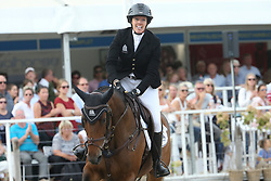 Patteet Gudrun, BEL, Sea Coast Crystal de L'Eau<br /> Final 7 years  old Horses<br /> Zangersheide FEI World Breeding Jumping Championship 2018<br /> © Hippo Foto - Julien Counet