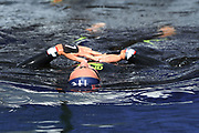 Lisa Pou (FRA) competes on Women's 10 kms Open water during the Swimming European Championships Glasgow 2018, at Tollcross International Swimming Centre, in Glasgow, Great Britain, Day 9, on August 10, 2018 - Photo Stephane Kempinaire / KMSP / ProSportsImages / DPPI