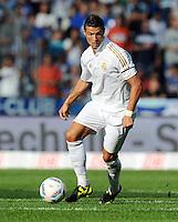 FUSSBALL   INTERNATIONAL   SAISON 2011/2012   TESTSPIEL Herha BSC Berlin - Real Madrid         27.07.2011      Cristiano RONALDO (Real Madrid) Einzelaktion am Ball