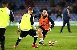 Jonjo Shelvey of Newcastle United - Mandatory by-line: Robbie Stephenson/JMP - 30/10/2017 - FOOTBALL - Turf Moor - Burnley, England - Burnley v Newcastle United - Premier League