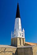 Church of Saint Etienne, Arls De Re, France