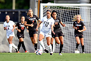FIU Women's Soccer vs UM (Aug 20 2017)