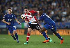 Leicester City v Southampton, 19 April 2018