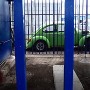 Volkswagen Beetle in Puerto Rico