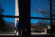 11/17/13 11:10:07 AM -- Albuquerque NM  -- Portait of Jay McCleskey at his office in Albuquerque NM.<br /> <br />  --    Photo by Steven St John