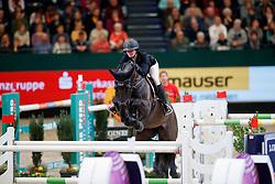 KESSLER Reed (USA), Tradition de la Roque<br /> Leipzig - Partner Pferd 2018   <br /> Longines FEI World Cup Jumping - Grosser Preis von Leipzig<br /> © www.sportfotos-lafrentz.de/Stefan Lafrentz