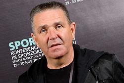Ivo Tomc of Sloka 2010 during Day two of Sporto  2010 - Sports marketing and sponsorship conference, on November 30, 2010 in Hotel Slovenija, Portoroz/Portorose, Slovenia. (Photo By Vid Ponikvar / Sportida.com)