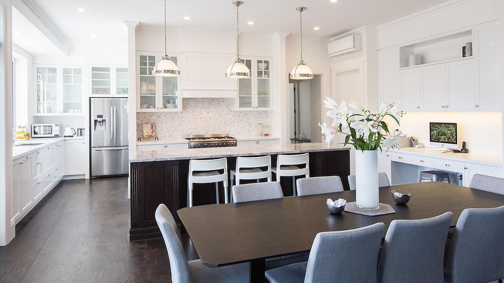 Kitchens by Design. Richardson residence. February 2015. Photo: Gareth Cooke/Subzero Images