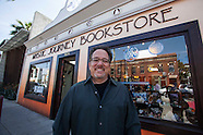Jeffrey Segal, owner Mystic Journey Bookstore