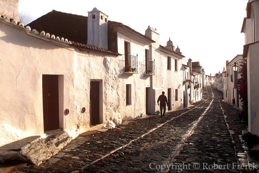 PORTUGAL, ALENTEJO AREA Monsaraz, ancient walled village