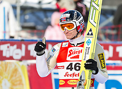 19.12.2011, Casino Arena, Seefeld, AUT, FIS Nordische Kombination, Ski Springen HS 109, im Bild Haavard Klemetsen (NOR) // Haavard Klemetsen of Norway during Ski jumping at FIS Nordic Combined World Cup in Sefeld, Austria on 20111211. EXPA Pictures © 2011, PhotoCredit: EXPA/ P.Rinderer
