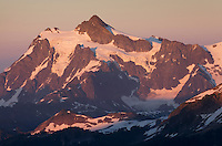 Mount Shuksan 9131 ft / 2783 m North Cascades Washington