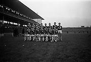 17/03/1969<br /> 03/17/1969<br /> 17 March 1969<br /> Railway Cup Final: Munster v Connacht at Croke Park, Dublin.<br /> Connacht team.