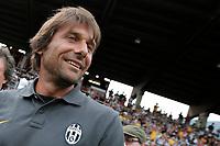 Antonio Conte Juventus, Saint Vincent 17/7/2013 <br /> Partita amichevole Juventus vs Dilettanti Valdostani<br /> Football Calcio 2013/2014 Serie A<br /> Foto Marco Bertorello Insidefoto