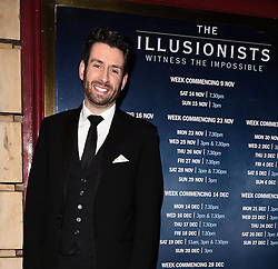 The Illusionists at Shaftesbury Theatre, Shaftesbury Avenue, London on Saturday 2 January 2016
