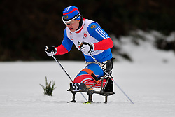 at the 2014 IPC Nordic Skiing World Cup Finals - Long Distance
