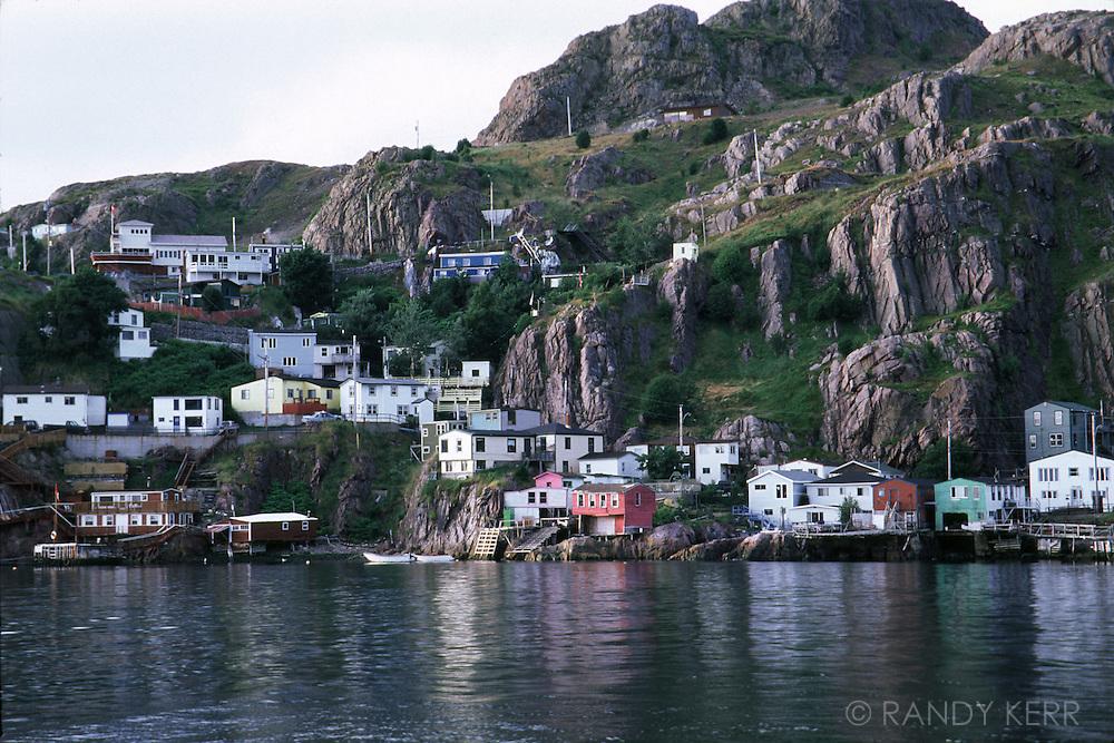 St. John houses, Newfoundland