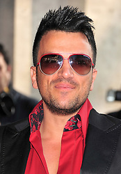 © under license to London News Pictures. 08/03/11.Peter Andre Red carpet arrivals for the 2011 TRIC (The Television & Radio Industries Club) Awards at Grosvenor House Hotel  London . Photo credit should read ALAN ROXBOROUGH/LNP