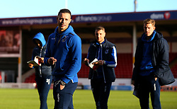 Billy Bodin of Bristol Rovers arrives at The Bank's Stadium to face Walsall - Mandatory by-line: Robbie Stephenson/JMP - 26/12/2017 - FOOTBALL - Banks's Stadium - Walsall, England - Walsall v Bristol Rovers - Sky Bet League One