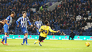 Brighton and Hove Albion v Wigan Athletic 041114