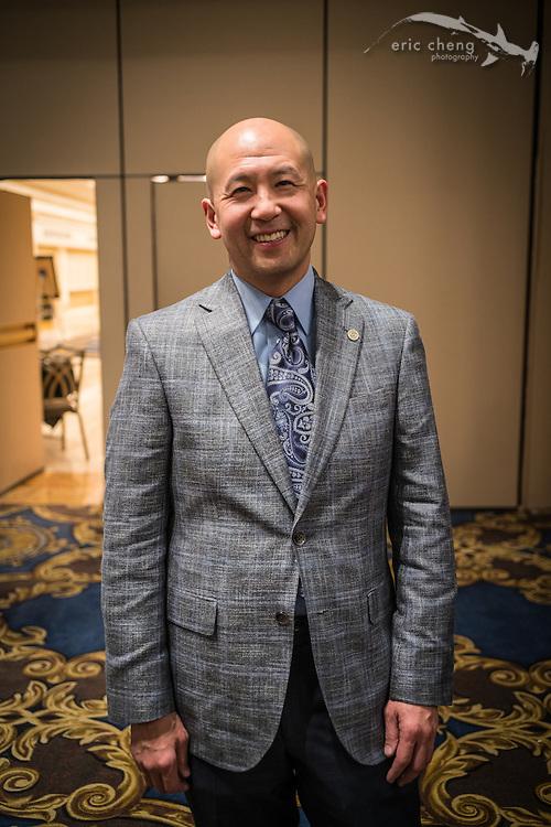 Christopher Chin (DEMA 2016, Las Vegas)