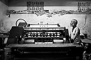 The Letterpress of Mogadishu: Somalia, 2012