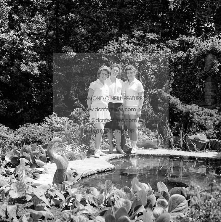 PADDOCK WOOD GROUPS 1962